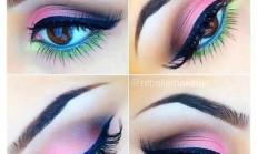 Muhteşem Göz Makyajları