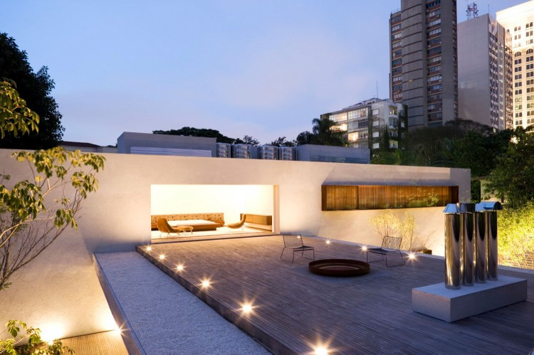 Modern House Beautiful Terrace And Landscape Modern Teras Dekorasyon Modelleri