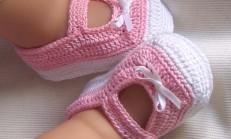 Yeni Sezon Çok Şirin Kız Bebek Patik Modelleri