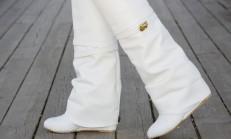 Modern Bayan Çizme Modelleri