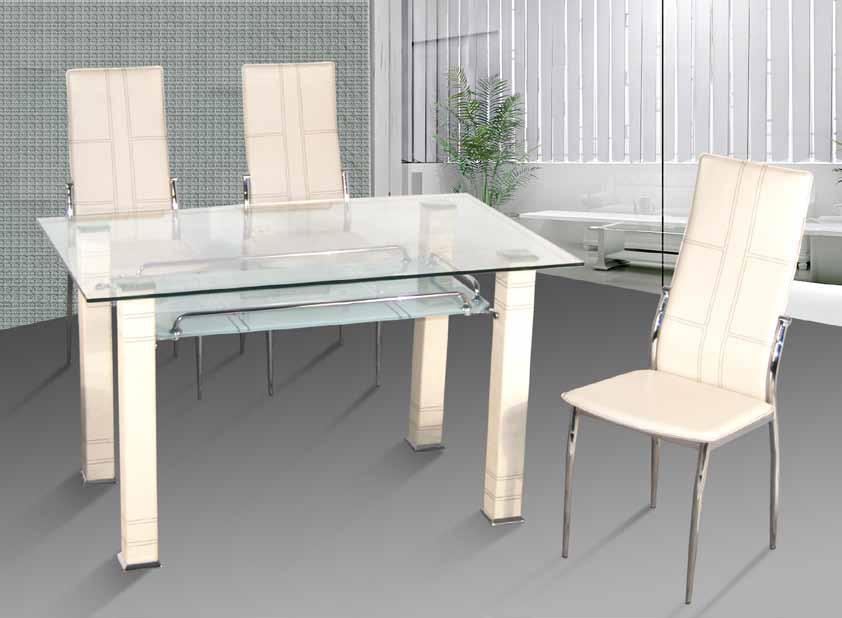 Yeni sezon şık mutfak masası modelleri