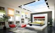 Yeni Trend Şık Yatak Odası Dizayn Modelleri