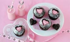 Pratik Pudingli Cupcake Tarifi