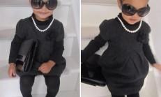Çocuk Kıyafetlerinde Son Moda!