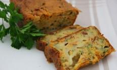 Çeçil Peynirli Kek Tarifi
