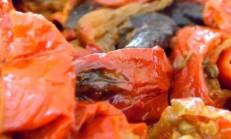 Kurutulmuş Patlıcan ve Biber Kavurması Tarifi