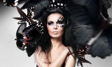 Kelebekli Saç Tokası ve Aksesuar Modelleri