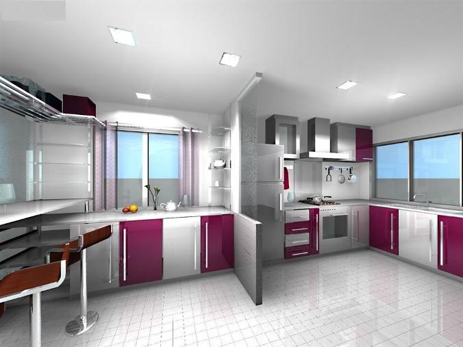Yeni sezon şık mutfak dizayn modelleri
