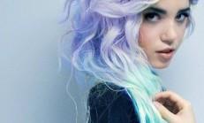 Yeni Trend Renkli Çılgın Saç Tasarımları