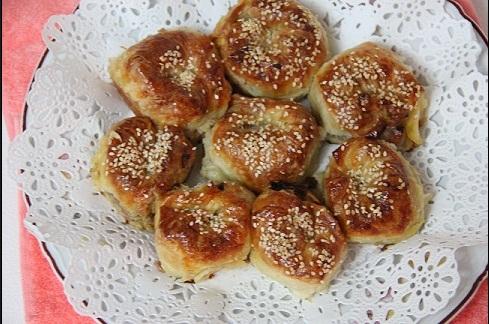 kıymalı Patatesli Yufka Böreği Tarifi