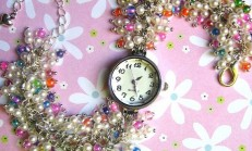 Boncuklu Saat Modelleri
