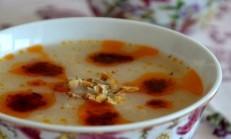 Yoğurtlu Kış Çorbası Tarifi