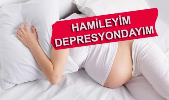 gebelikte depresyon