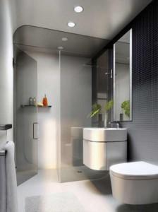 Şık banyo dekorasyon örnekleri
