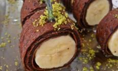 Kakaolu, Muzlu Ballı Lokma Krep Tarifi
