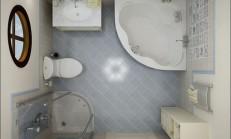 Küçük Banyolar Nasıl Dekore Edilmeli?