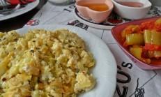 Yumurtalı Kabak Kavurması Tarifi