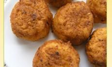 Çökelek Peynirli Ekmek Köftesi Tarifi