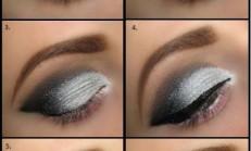 Gri Göz Makyajı