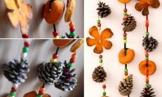 Portakal Kabuklarından Şık Tasarımlar