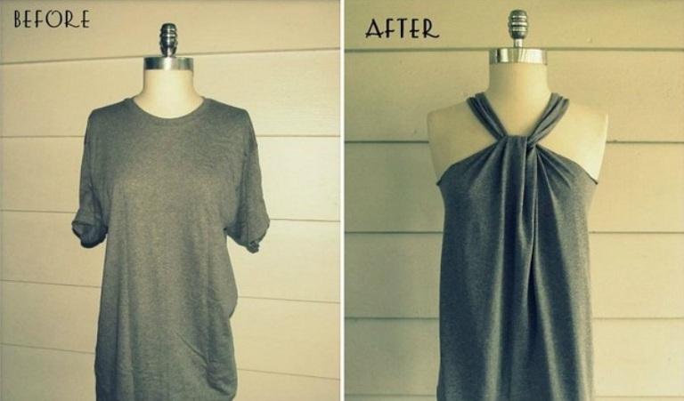 T-shirtlerinizi Yeniden Tasarlayın