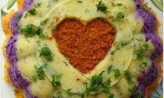 Gökkuşağı Sebze Salatası Tarifi