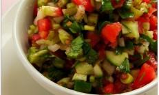 İsotlu Gavurdağı Salatası Tarifi