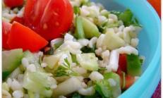 Lübnan Mutfağı Tabbule Salatası Tarifi