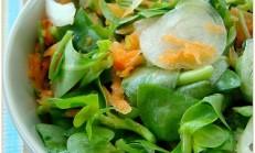 Limonlu Semizotu Salatası Tarifi