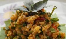 Reyhanlı Bulgur Salatası Tarifi
