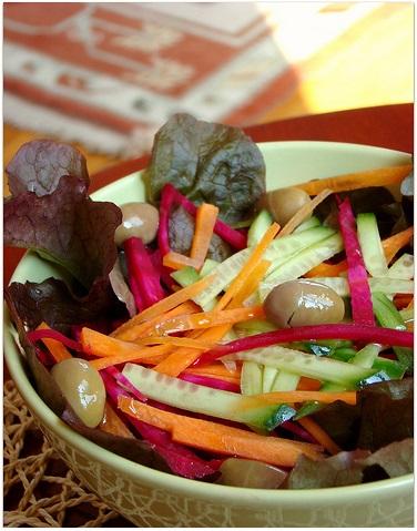 sirkeli pancar salatası