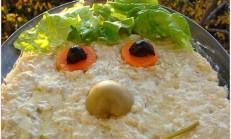 Tahinli Babagannuş Salatası Tarifi