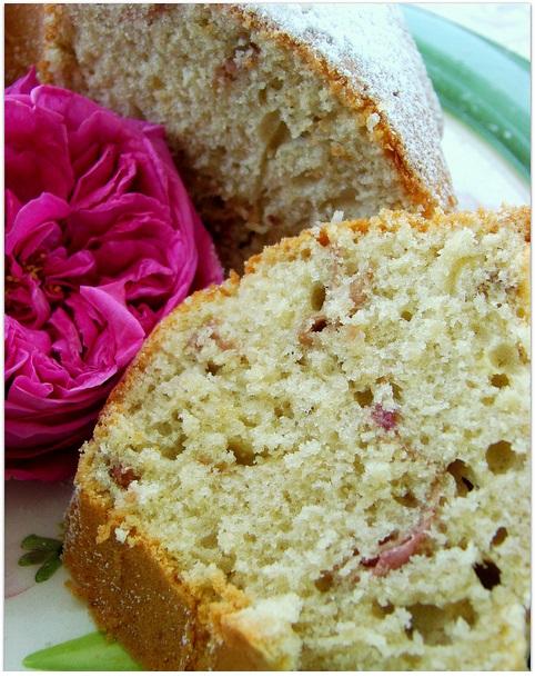 tarçınlı gül yapraklı kek tarifi