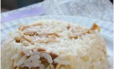 Tereyağlı Tavuklu Pilav Tarifi