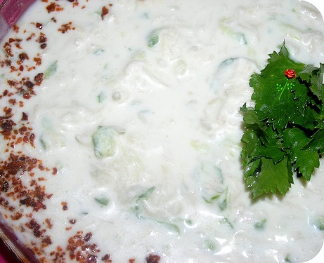yoğurtlu kereviz salatası tarifi