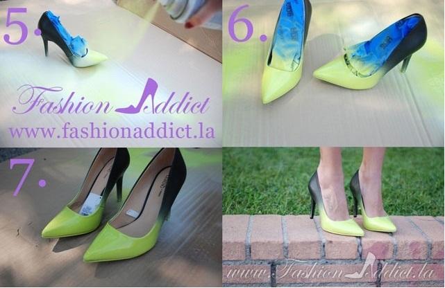 Ayakkabılarımızı Yeniliyoruz