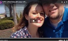 Selfie Çekiyorumuş Gibi Yapıp Evlilik Teklif Etmek