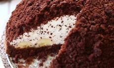 Köstebek Pasta Tarifi Yapılışı