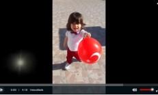 28 Aylık Çocuktan İstiklal Marşı