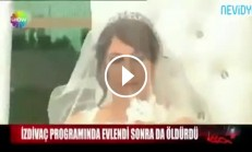 Evlenme Programında Evlendi 3 Ay Sonra Karısını Öldürdü
