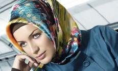 Yeni Sezon Birbirinden Şık Bayan Eşarp Modelleri
