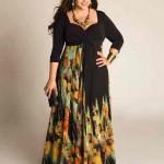 Продолжаю публиковать модели от дизайнера из Сан-Франциско Yuliya Raquel для пышечек.  Большой выбор вечерних платьев...