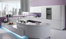 Yeni Sezon Şık Tasarlanmış Modern Mutfaklar