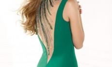 Şık Alımlı Abiye Elbise Modelleri